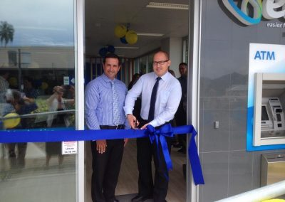 New ECU branch office opened at Innisfail