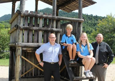 Centenary Adventure Playground for Babinda School