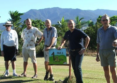 $35,095 for Babinda Golf Club