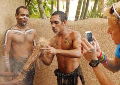 Queensland Tourism Abmassador Ben Southall