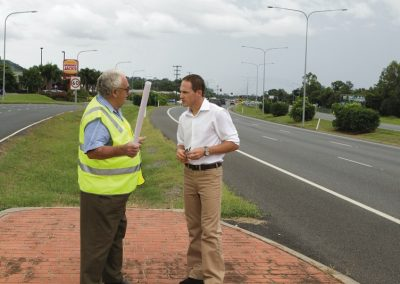 Bruce Highway Upgrade