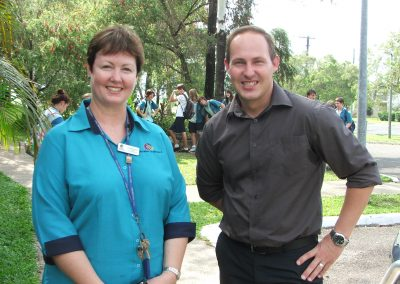curtis-pitt-mp-with-kate-macdonald-2