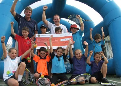 Bligh Government invests in Edmonton tennis