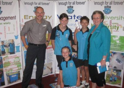 Earth Smart Science Showcase featured students from Hambledon State School