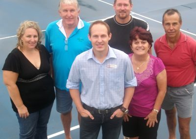 Innisfail and District Tennis Association receives $41,382 to install lighting to two tennis courts