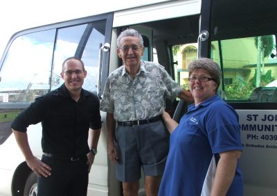 New HACC vehicle for St John's Community Care in Innisfail