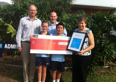 Gordonvale State School wins yet another award