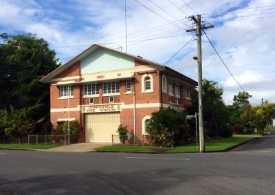 Gordonvale Fire Station