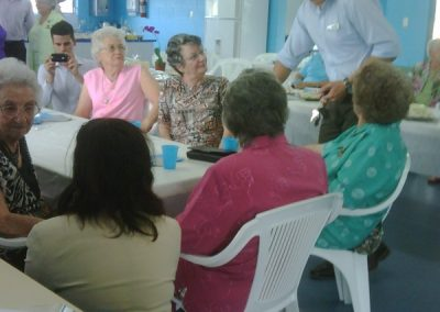 Babinda Meals on Wheels volunteers honoured