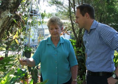 Social housing tenants are being urged to participate in the Queensland  Water-Wise Garden Awards