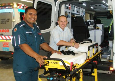 New ambaulance for Yarrabah community