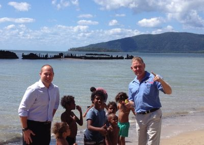 Labor funding for Yarrabah Jetty welcomed by Pitt
